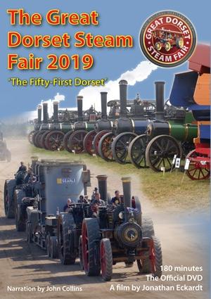 The Great Dorset Steam Fair 2019 DVD